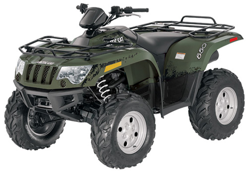 Download Arctic Cat 650 Twin Atv repair manual