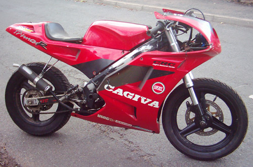 Download Cagiva Prima 50-75 repair manual