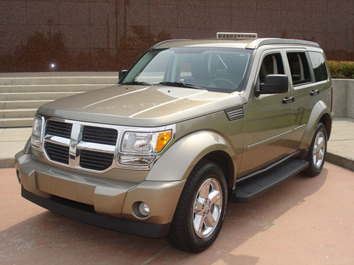 Download Dodge Nitro repair manual
