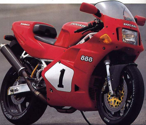 Download Ducati 888 repair manual