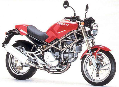 Download Ducati Monster 600-750-900 German repair manual