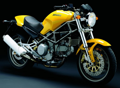 Download Ducati Monster M-600 Desmodue repair manual