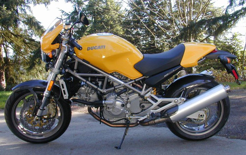 Download Ducati Monster S4 repair manual