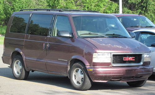 Download Gmc Safari repair manual