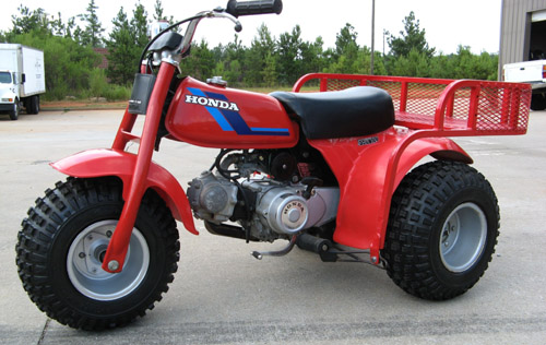 Download Honda Atc-70 Atv repair manual