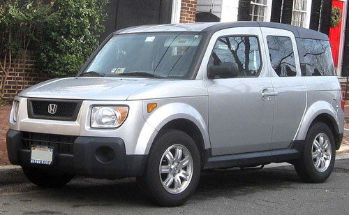 Download Honda Element repair manual