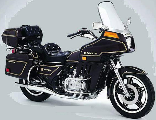 Download Honda Gl1100 Goldwing repair manual