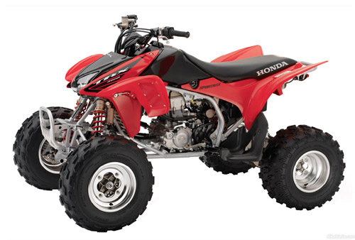 Download Honda Trx450r Atv repair manual