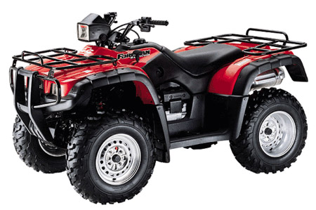 Download Honda Trx500fa Rubicon Atv repair manual