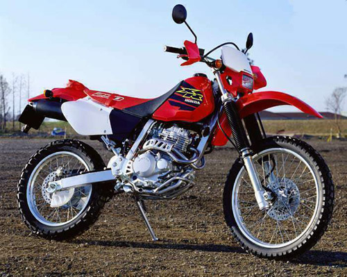 Download Honda Xr250r Xr400r repair manual