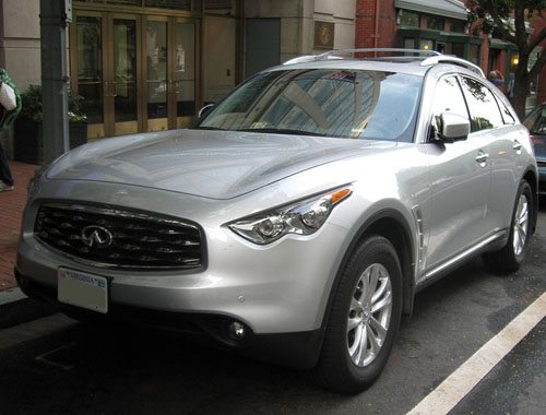 Download Infiniti Fx35 Fx45 repair manual