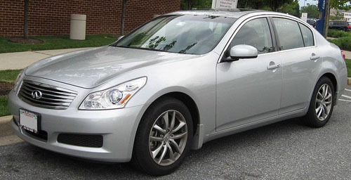 Download Infiniti G20 repair manual