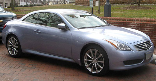 Download Infiniti G37 Convertible repair manual