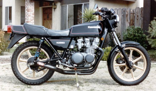 Download Kawasaki Kz500 Kz550 Zx550 repair manual