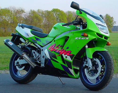 Download Kawasaki Zx-600 Zx-750f repair manual