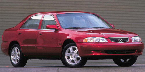Download Mazda 626 repair manual