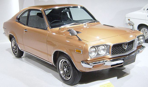 Download Mazda Rx-3 repair manual