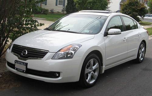 Download Nissan Altima repair manual