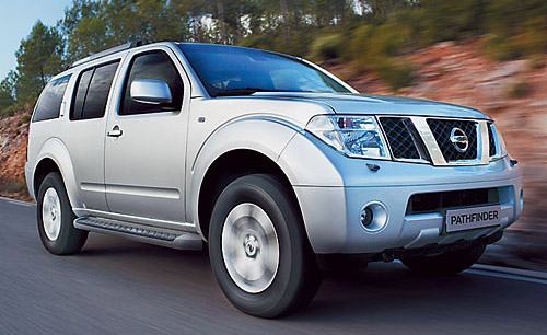 Download Nissan Pathfinder R51 repair manual