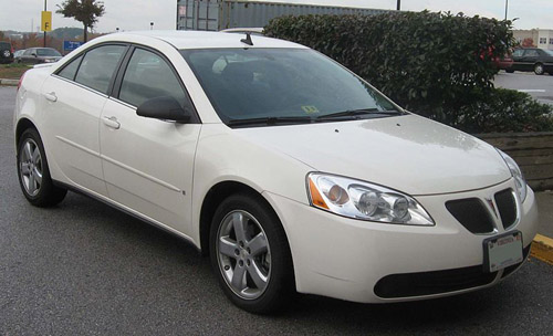 Download Pontiac G6 repair manual