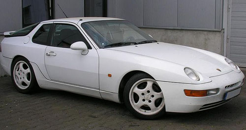 Download Porsche 968 repair manual