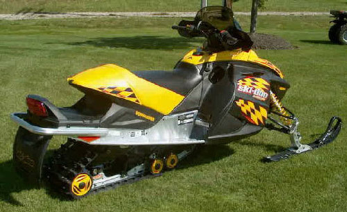 Download Ski-Doo Racing Snowmobile repair manual