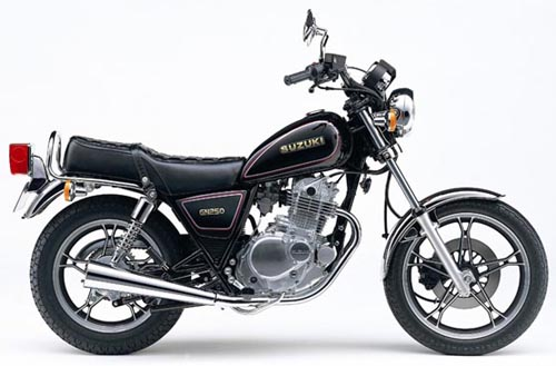 Download Suzuki Gn-250 repair manual
