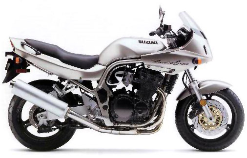 Download Suzuki Gsf-1200 Gsf-1200s Bandit repair manual