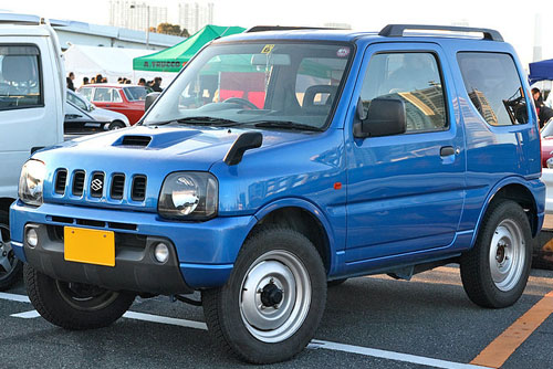 Download Suzuki Jimny Sn413 repair manual