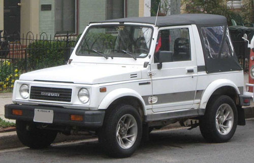 Download Suzuki Samurai Sidekick repair manual