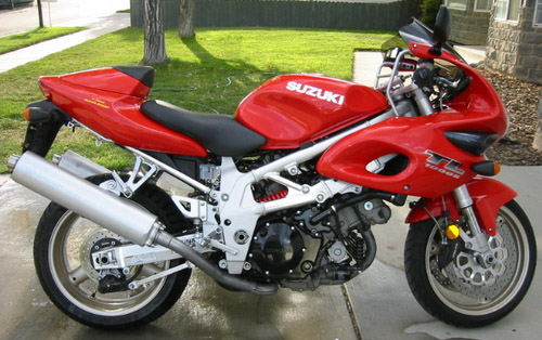Download Suzuki Tl1000s repair manual