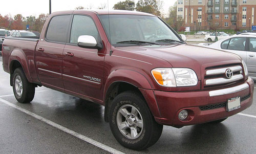 Download Toyota Tundra repair manual