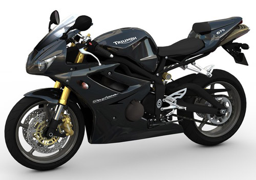 Download Triumph Daytona 675 repair manual